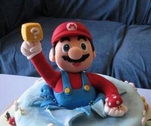 Tort z Mario