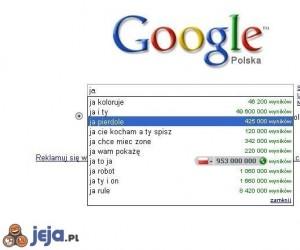 Google wyrocznia