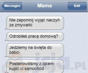 Podstępna mama