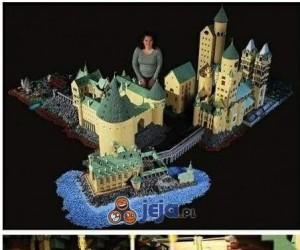 Hogwart - Wersja Lego