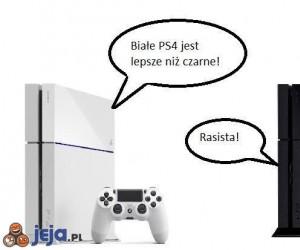 Rasizm u PlayStation
