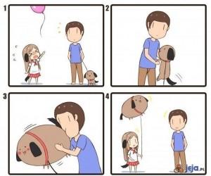 Gdzie mój balonik?!