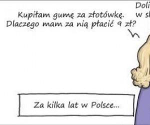 Za kilka lat w Polsce...