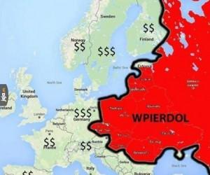 Mapa dla uchodźców