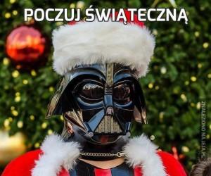 Poczuj świąteczną