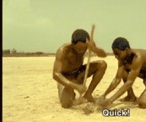 W poszukiwaniu wody