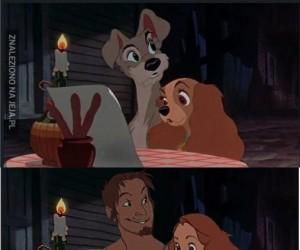 Disneyowskie zwierzaki jako ludzie cz.2