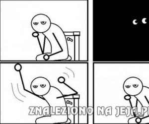 Kiedy masz sensor ruchu w toalecie