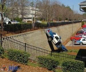 Policyjne parkowanie