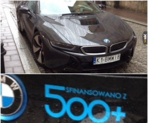 Skąd Polak ma BMW