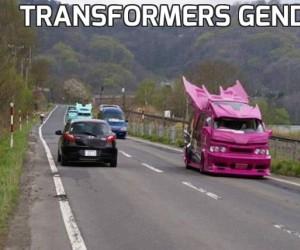 Transformers gender?