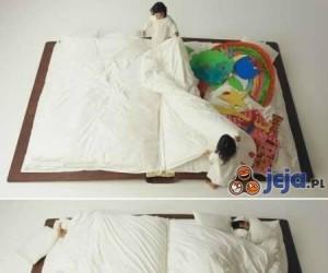 Niecodzienne łóżka - nic tylko spać!