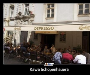 Kawa Schopenhauera