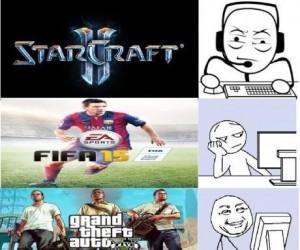 Jak gram w różne gry