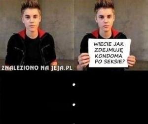 Och, Justin...