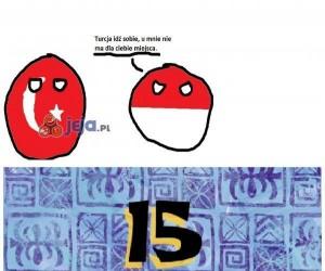 Polandball i Turcja