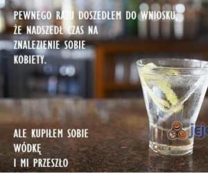 Wódka najlepsza na wszystko