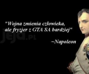 Napoleon ogarnia temat