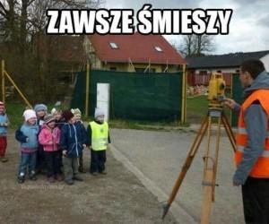 Uśmiech, dzieciaczki!