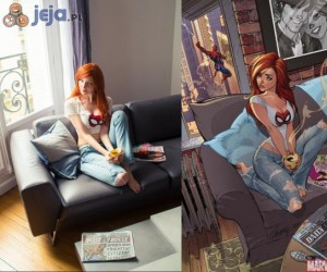 Cosplay Marry Jane