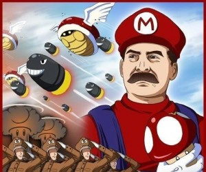 It's me, russian Mario!