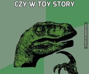 Czy w Toy Story