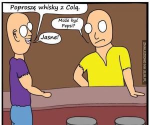 Może być Pepsi?
