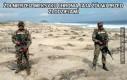 Żołnierze z Meksyku chronią jaja żółwi przed złodziejami