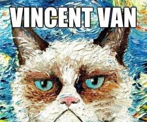 Vincent Van...