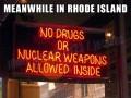 Tymczasem w Rode Island