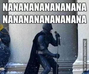 Batman taki utalentowany