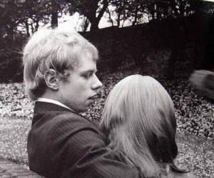 Para w parku