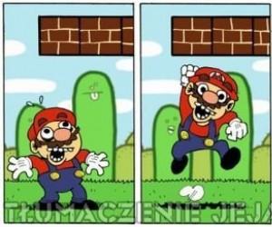 Mario nie żyje!