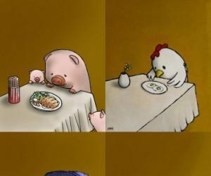Kanibalizm w zwierzęcym wydaniu