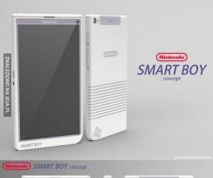 Gdyby Nintendo robiło smartfony...