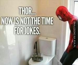 Thor żartowniś