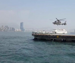 Gdy zsynchronizujesz ilość klatek nagrywanych na sekundę ze śmigłem helikoptera