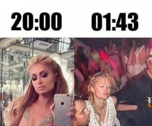 Dziewczyny na imprezach