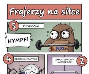 So wa typ! 5 typów frajerów na siłowni
