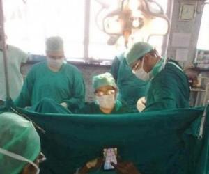 Operacje są nudne...