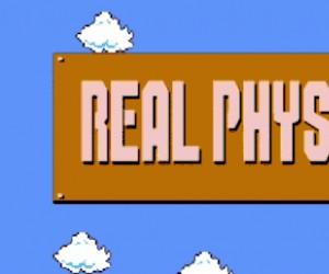Super Mario z prawdziwą fizyką