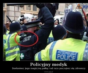 Policyjny medyk
