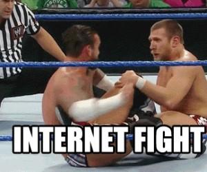 Internetowa kłótnia