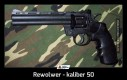 Rewolwer - kaliber 50
