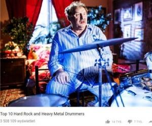 Top 10 heavy-metalowych perkusistów