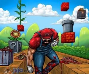 Brutalny Mario