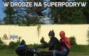 W drodze na superpodryw