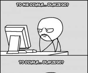 Problemy z komputerami