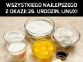 Urodziny Linuxa