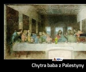 Chytra baba z Palestyny